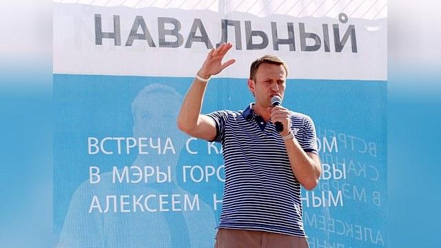 Навальный берет пример с Обамы