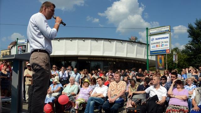 Гессен: Политик Навальный «не отшлифован» демократией
