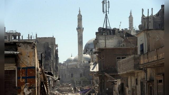 Сирийские военные «признались» в химатаке по телефону