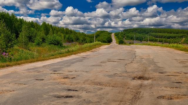 Welt Online: Проехать по российским дорогам и выжить