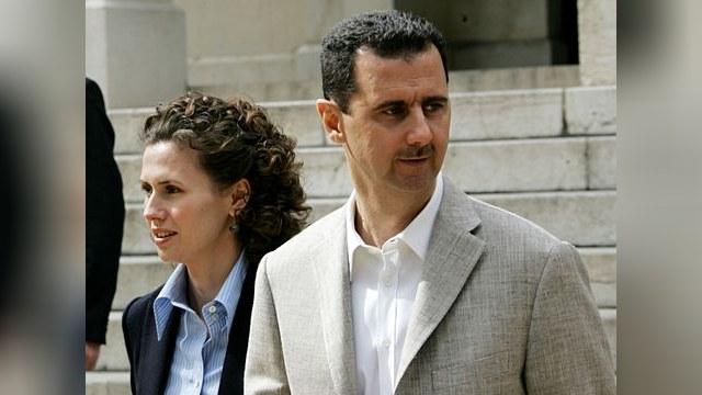 Le Monde: В мире Башара Асада бутики, воздушные шары и никакой войны