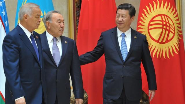 The National Interest: Китай теснит Россию в Средней Азии