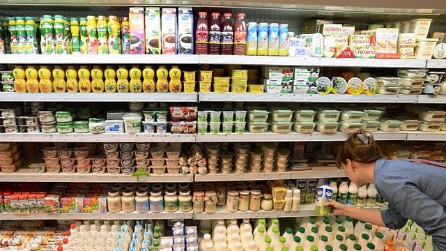 Россия ограничивает импорт молочной продукции из Литвы