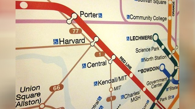 Россиянин «нарисовал» бостонское метро лучше американцев