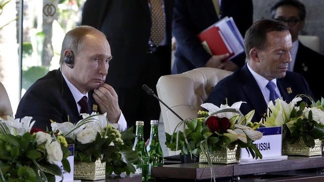 The Australian: На саммите АТЭС Путин обдал холодом австралийского премьера