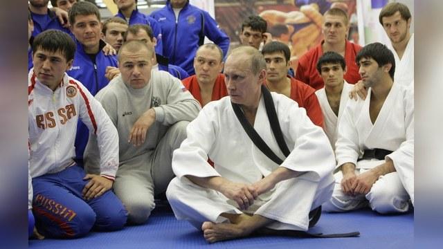 Австралийские дзюдоисты просят Путина стать их покровителем
