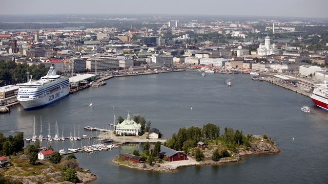 В Хельсинки все чаще звучит русская речь