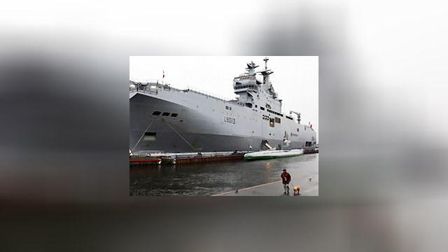 Сделка с Россией подрывает авторитет Франции в НАТО
