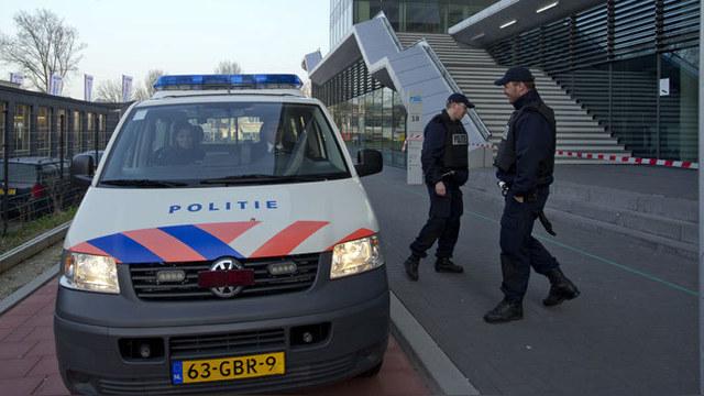 Гаагская полиция расследует взлом квартиры в доме российских дипломатов