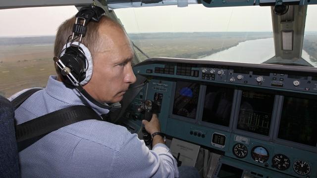 Путин попал в британский список политиков-«супергероев»