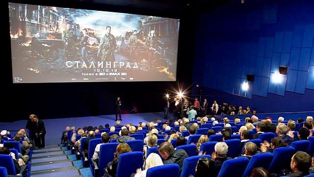 «Сталинград»  уверенно лидирует в китайском кинопрокате
