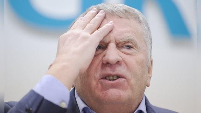 RFE: Кавказ требует наказать «фашиста» Жириновского