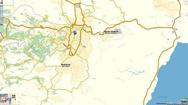 Карты «Яндекса» потеряли Иерусалим