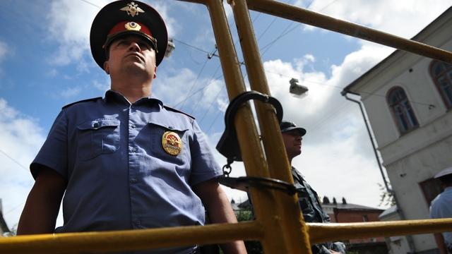 В Москве совершено нападение на справороса Олега Шеина