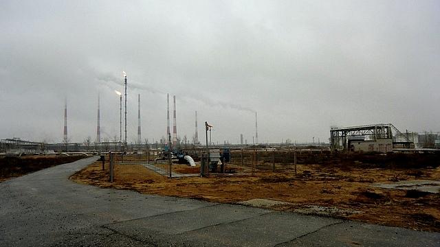 «Газпром» вошел в пятерку крупнейших «производителей» парниковых газов