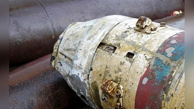 Российская пенсионерка пыталась сдать в металлолом авиабомбу