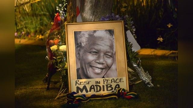 Путин почтил память «верного идеалам гуманизма и справедливости» Манделы