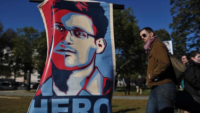 «Российская жертва» Сноудена впечатлила читателей Guardian