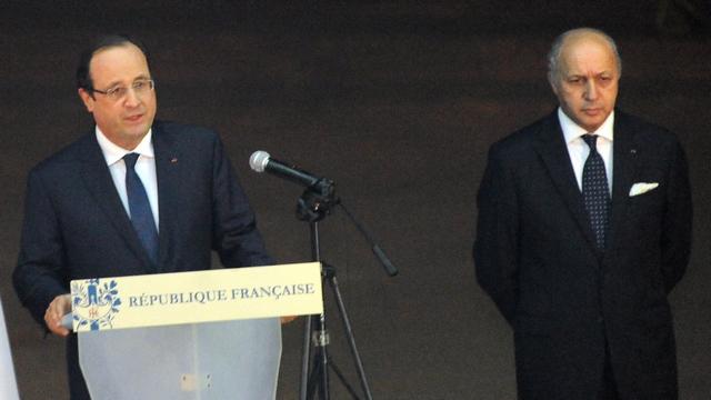 Франсуа Олланд и Лоран Фабиус не поедут в Сочи