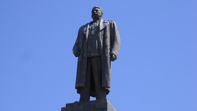 Der Tagesspiegel: Преступления Сталина не мешают грузинам его почитать