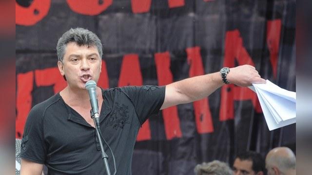 Немцов: Янукович «кинет» Путина