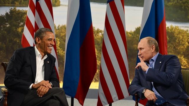 Global Research: «Гроссмейстер» Путин преподал Обаме политический урок