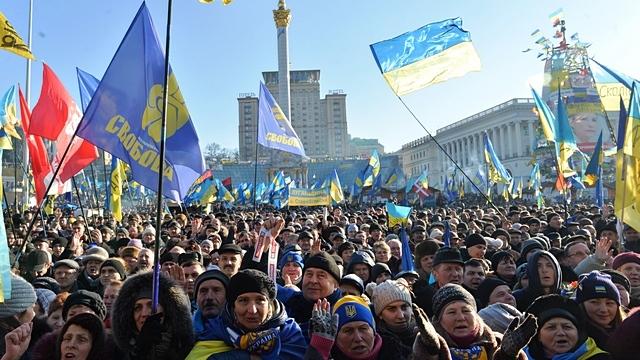 Украинский Майдан становится бизнес-проектом