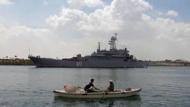 Foreign Policy: Россия возвращается в Средиземноморье