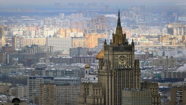 AMERICAblog: Защищая права человека, МИД России оскорбил геев