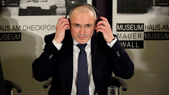Ходорковский: Путин запретил меня убивать