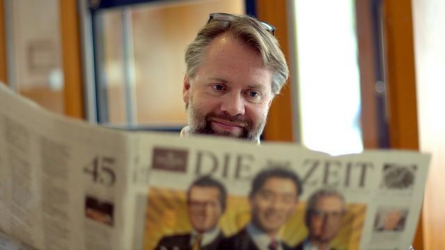 Немецкая Die Zeit нашла у себя на сайте кремлевских троллей