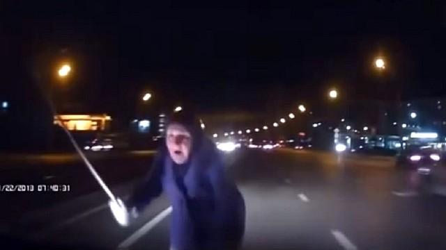 Autobild: Бабушки - еще одна беда российских дорог