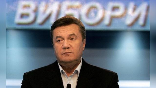 Янукович скорее уйдет в отставку, чем разгонит Майдан