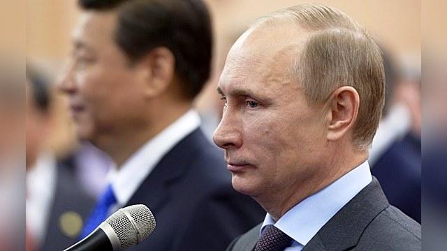 Путин: Запад пытается сдержать «позитив» России