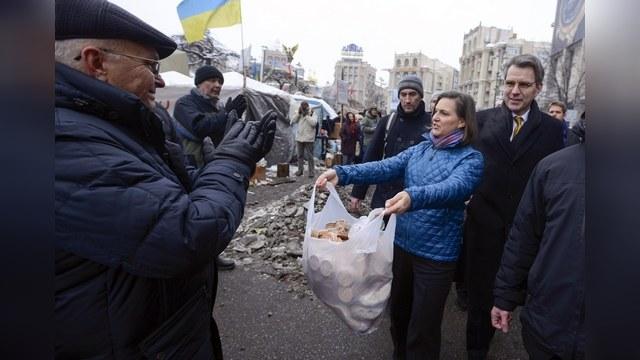 «Майдан» - антироссийская операция США