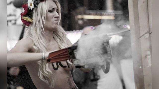 Бывшая участница FEMEN: Феминизмом там и не пахнет