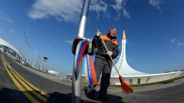 BILD.DE: Улицы в Сочи чистые очень