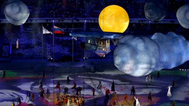The Globe and Mail: Закрытие Олимпиады стало символом триумфа России