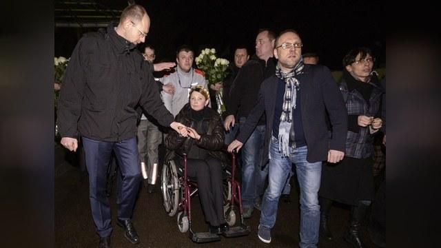 Israel HaYom: Тимошенко могут потеснить молодые лидеры оппозиции