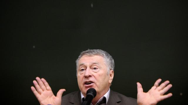 В Израиле Жириновскому припомнили антисемитские высказывания
