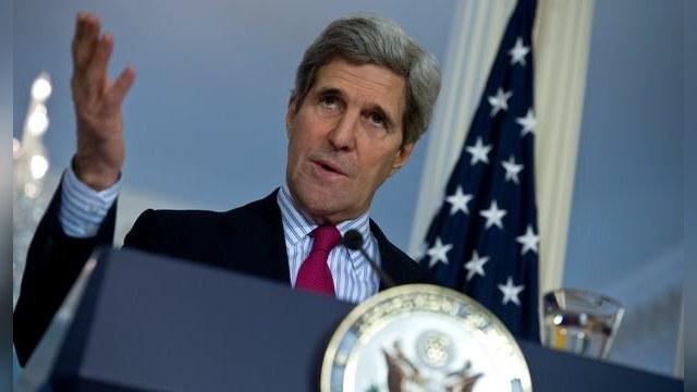 NBC: Керри угрожает России изоляцией, запретом на визы и заморозкой активов