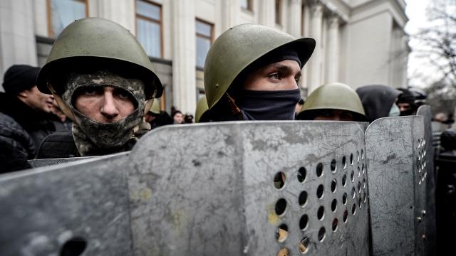 Haaretz: Бывший израильский военный возглавил «Голубые каски Майдана»