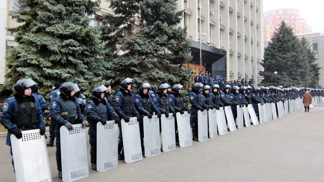 Жан-Люк Меланшон об Украине: Были воры, стали нацисты