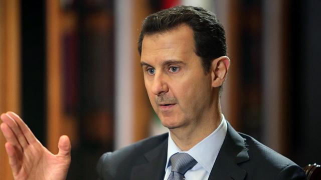 Sankei: В ситуации с Крымом Башар Асад целиком на стороне Путина