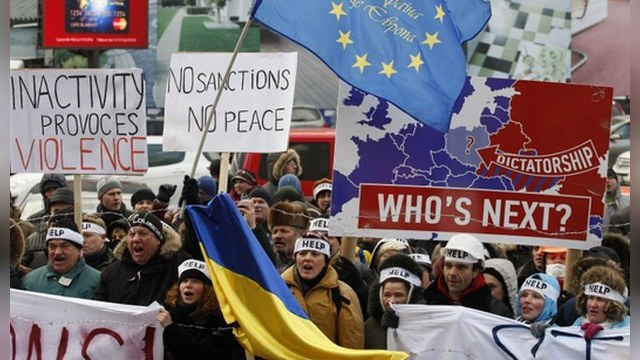 Real Politik tv: Ответ России на санкции будет ошеломляющим