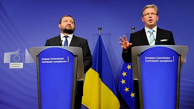 Украине не хватило легитимности для сближения с Европой