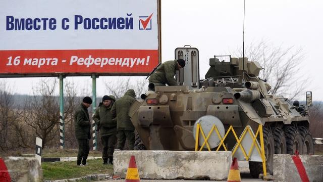 Le Figaro: «Безденежной» Украине никогда не было дела до Крыма