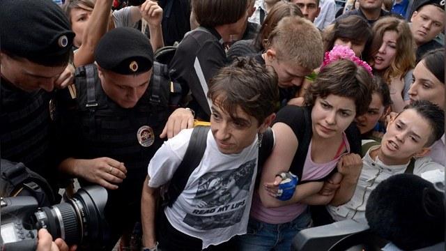 Маша Гессен: Россия превращается в ужасное, невыносимое место