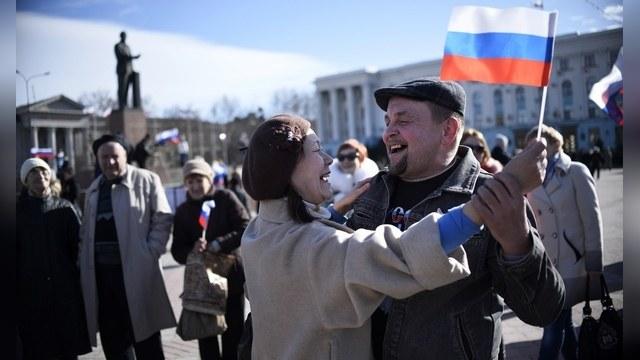«Не за тех голосуете»: Западные СМИ о референдуме в Крыму