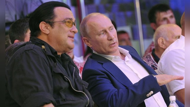 The Independent: Стивен Сигал встал на стражу интересов Путина